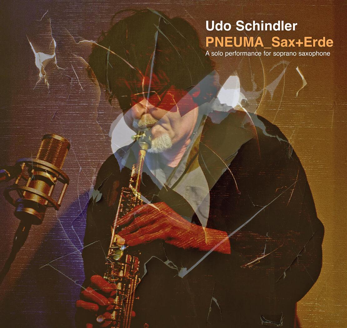 Cover Udo Schindler Pneuma
