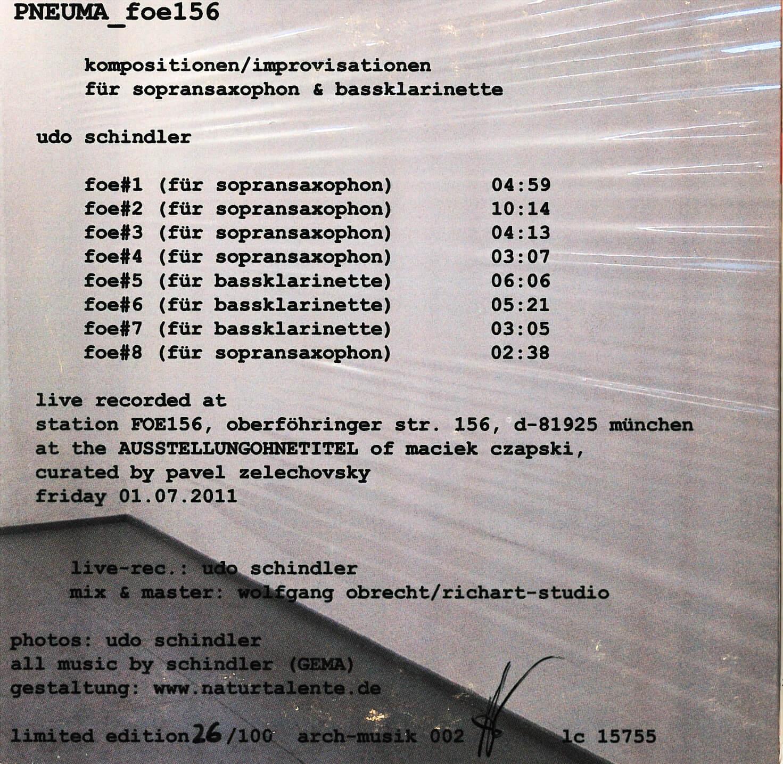 pneuma foe156